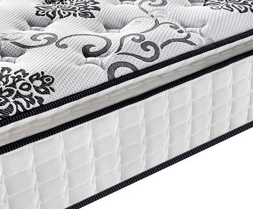 Custom Best Firm Pocket Coil Sprung Double Mattress Supplier
