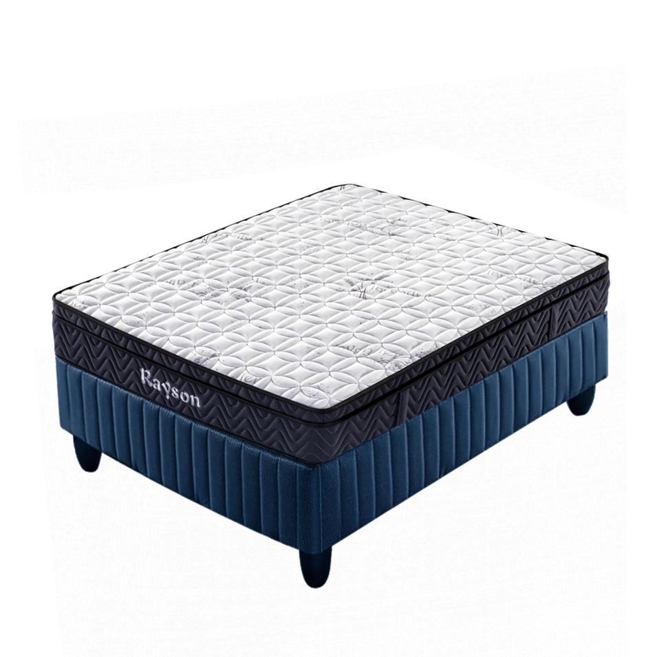 Top Rank Medium Firm Bonnell Sprung Comfort Mattress