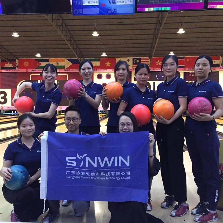 Synwin Team Building