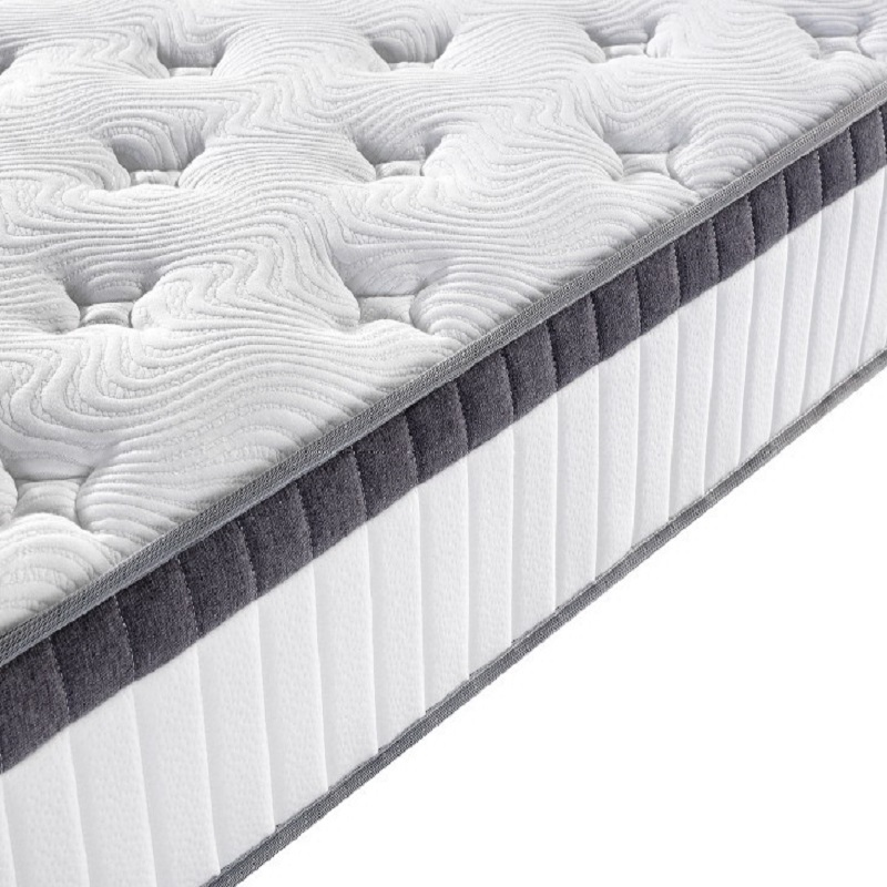 Wholesale price good quality single foam bed spring pocket mattress double size manufacturer small mattress