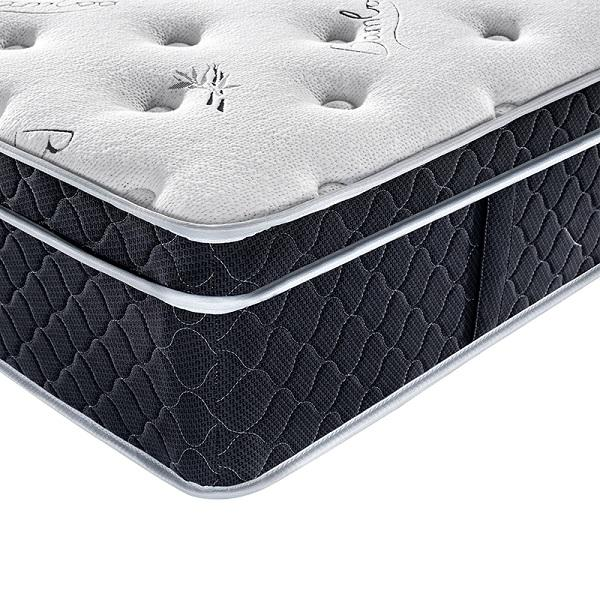 Euro Top High Quality Memory Foam Pocket Spring Bed Mattress