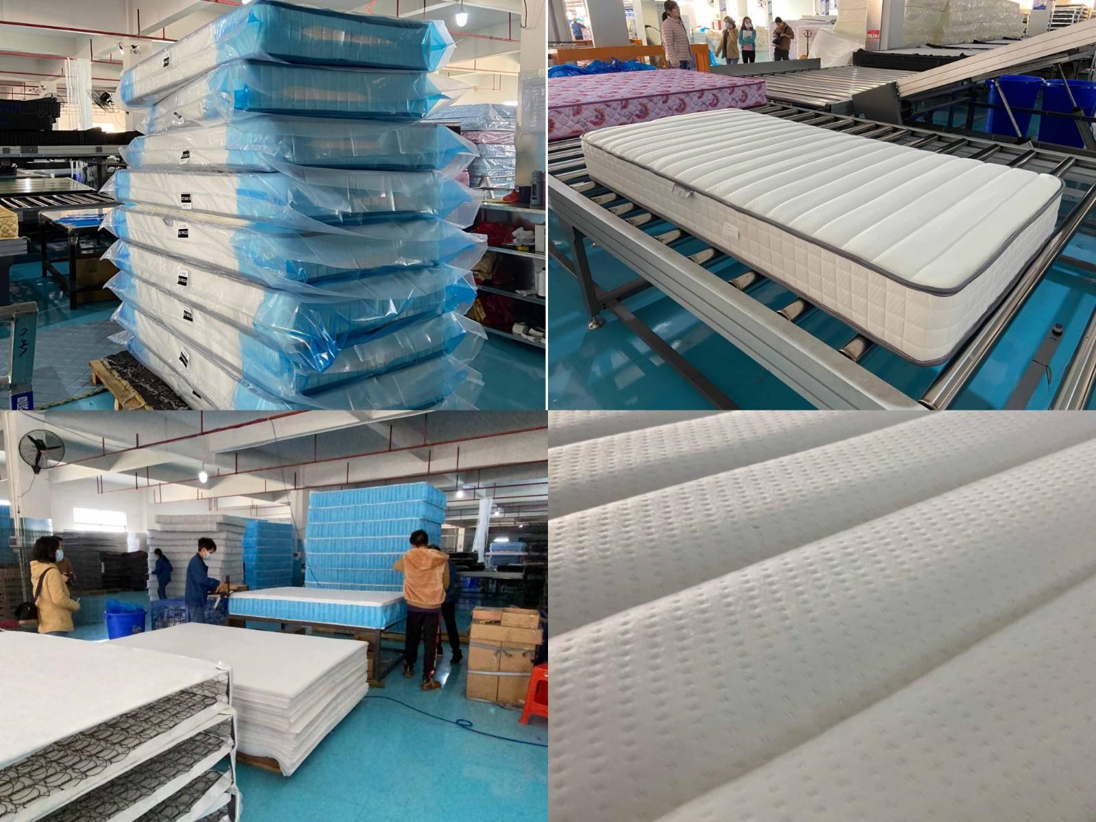 Synwin hotel bonnell spring mattress manufacturing standard for wholesale