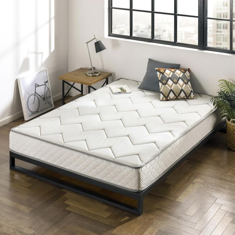 memory foam customize size logo bonnell spring mattress