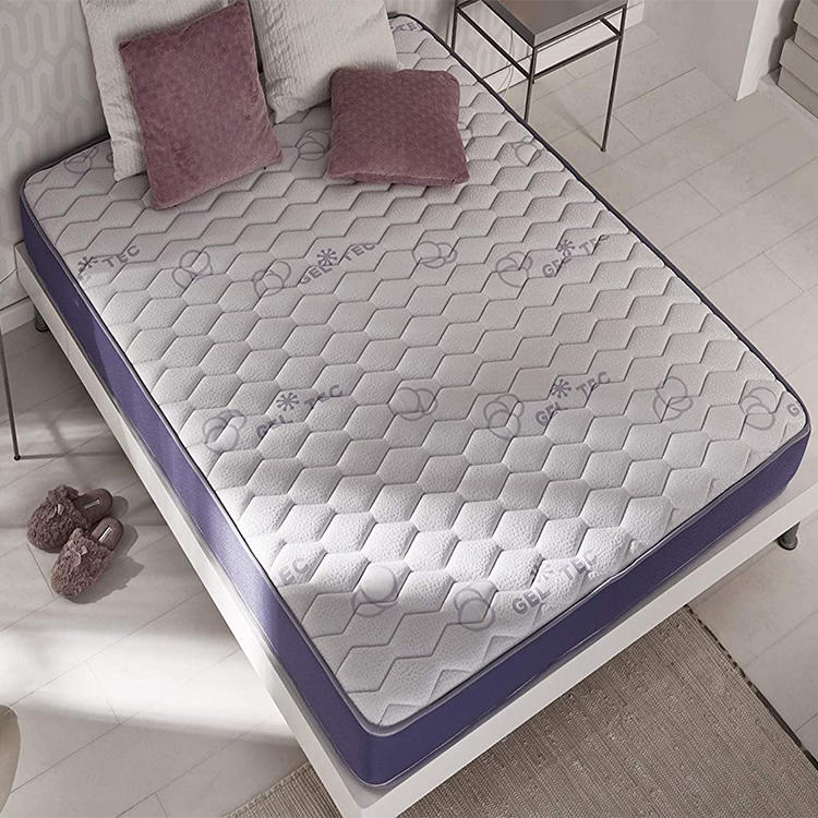 roll up in box bonnell coil spring manufacturer in China new model bedroom furniture