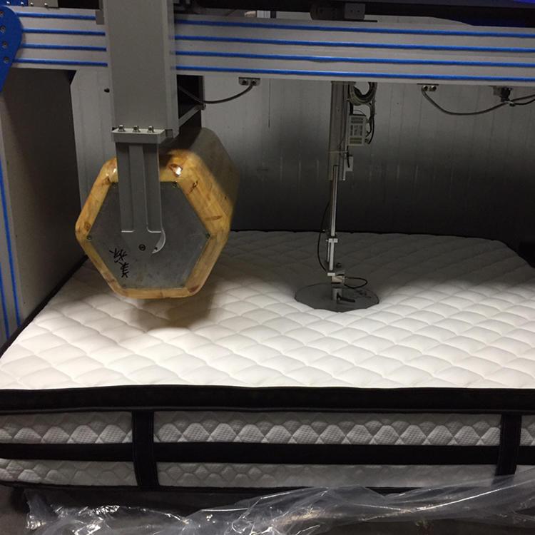 Mattress Hardness and Durability Testing