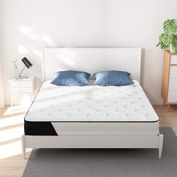 22cm firm roll up mattress sell online 5 zone pocket sprung mattress