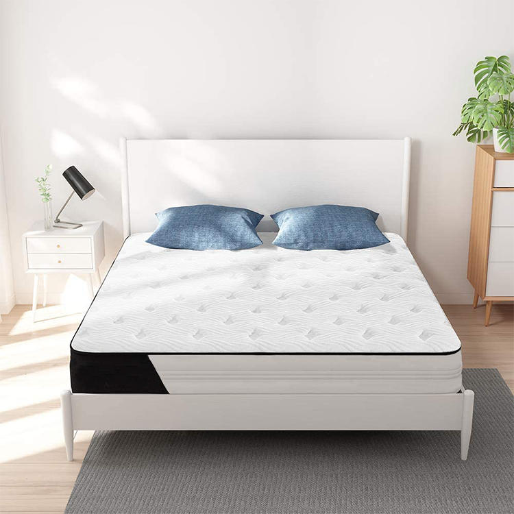 22cm firm roll up mattress sell online 5 zone pocket sprung mattress