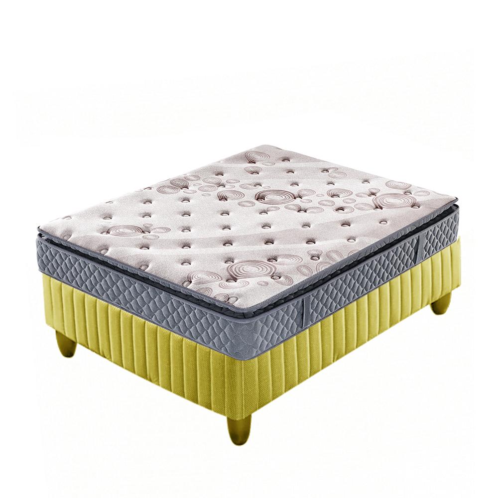 bonnell spring memory foam mattress