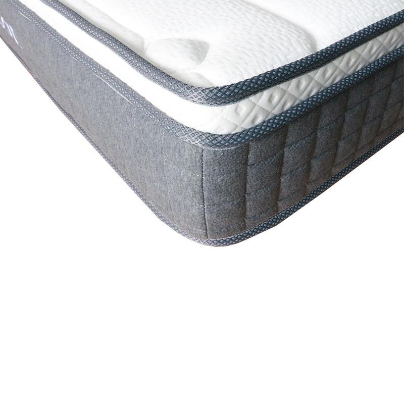 Euro top 3zones pocket spring firm mattresses