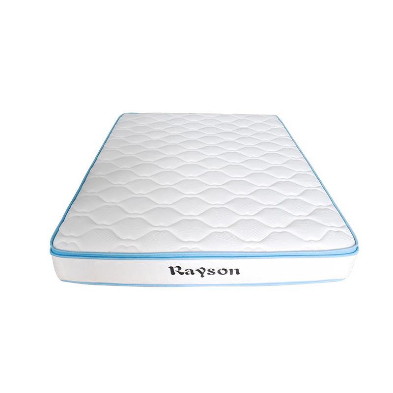 pillow top roll in box bonnell spring coil mattress