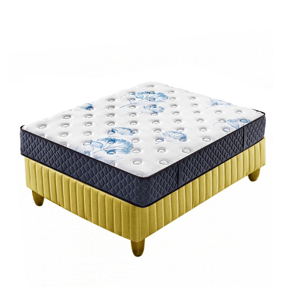 tight top memory foam pocket spring mattress wholesale price