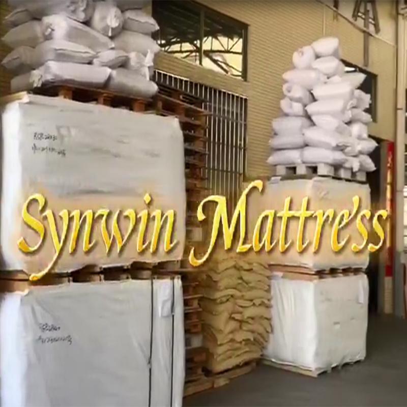 Synwin mattress loading process