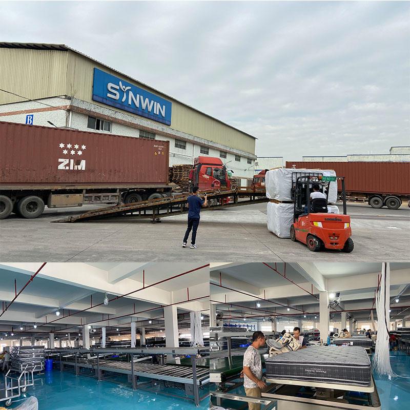 Synwin mattress factory's Promo
