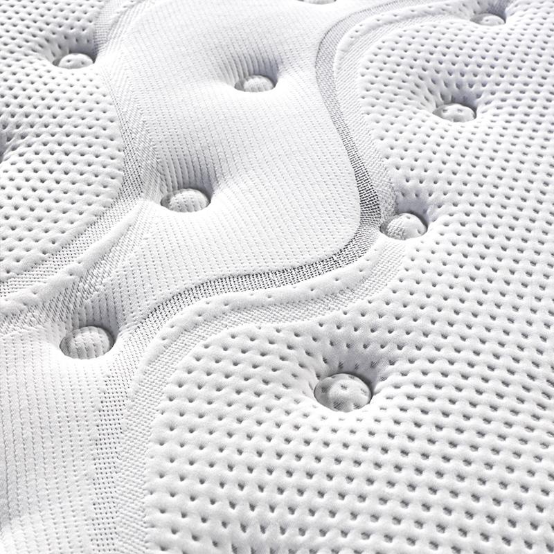 32cm Euro Market Roll up high quality pocket spring memory foam mattress