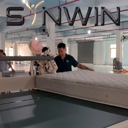 Synwin Mattress - Efficient production equipment