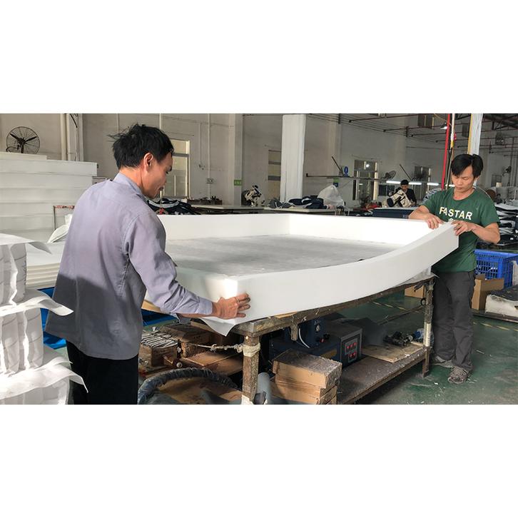 Synwin mattress producing process foam encase
