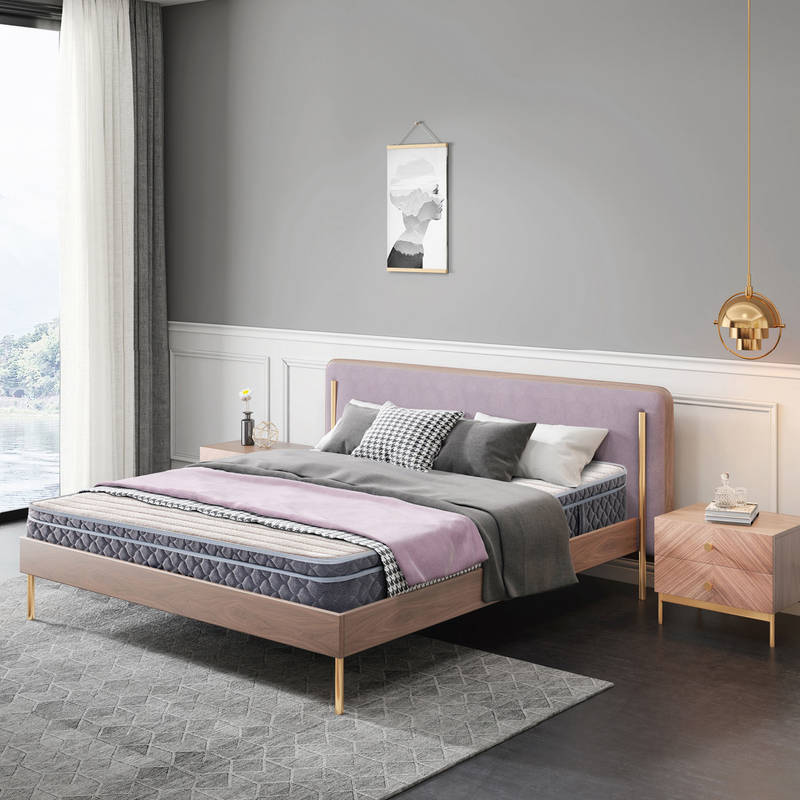 Synwin customerized best single bed foam rolled pocket sprung mattress
