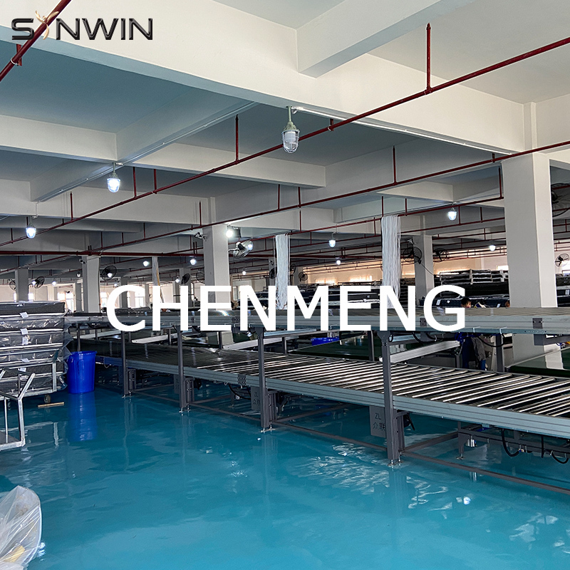 Synwin factory domestic workshop video