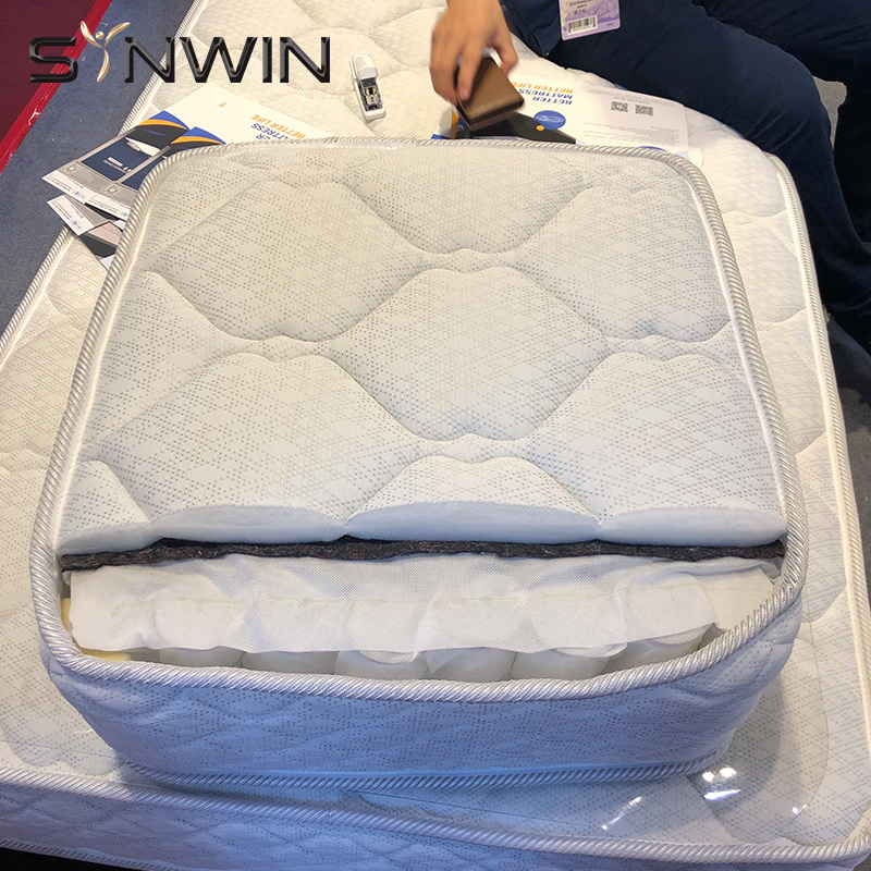 Synwin-online spring mattress samll sample for inspection