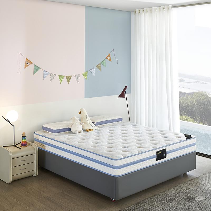 SYNWIN Mattress colchones Chile wholesale good qualiti mattress top comfort dream pocket spring top mattress