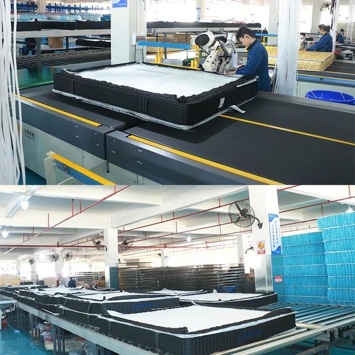 How mattress workshop works?