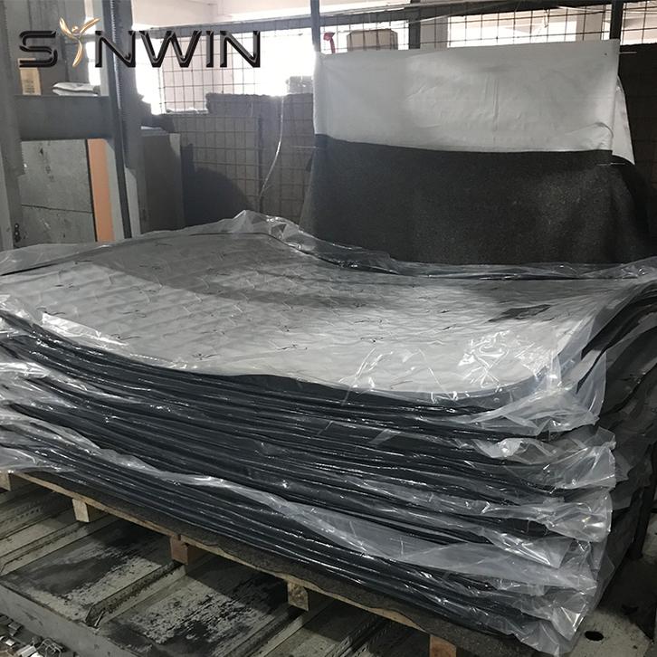 Unpack the flat compress spring mattress-Synwin
