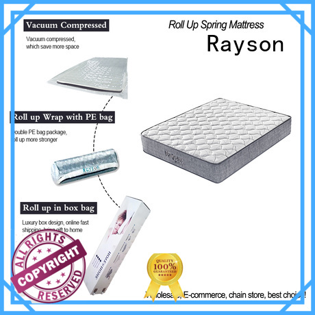 king size memory foam mattress delivered rolled up top for wholesale