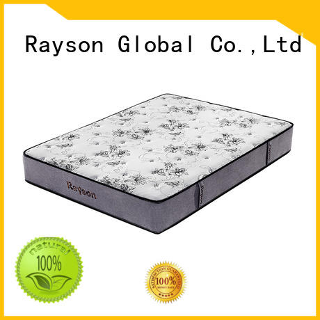 pocket sprung memory foam mattress 26cm latex zone pocket spring mattress manufacture