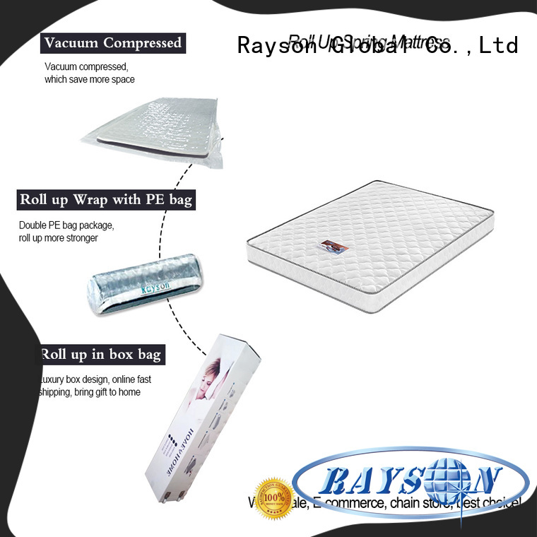 Synwin custom rolling bed mattress super-quick delivery free delivery