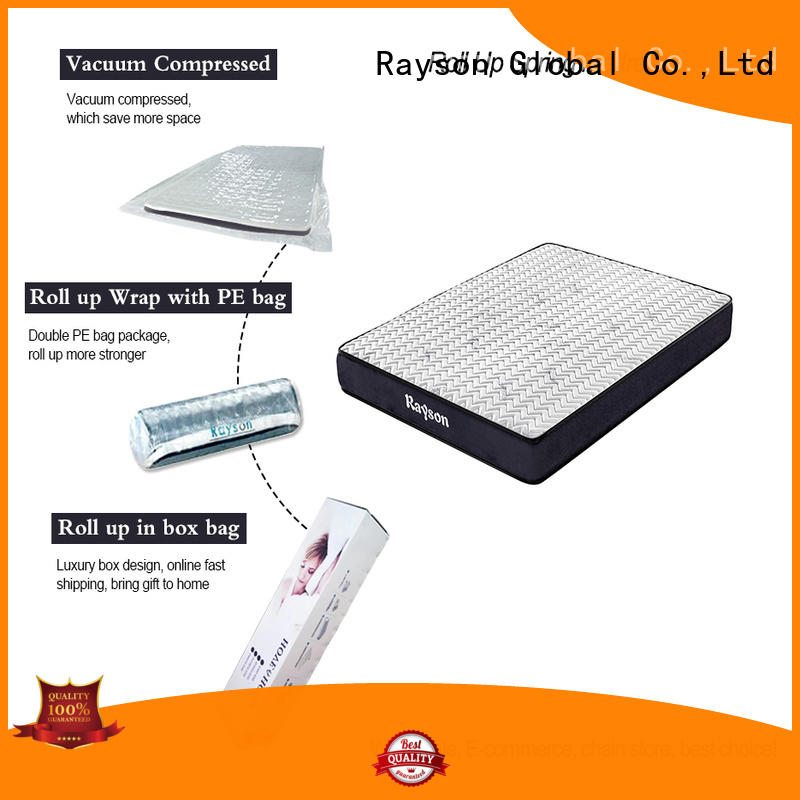 comfortable roll packed mattress bonnell coil best sleep experience high-quality