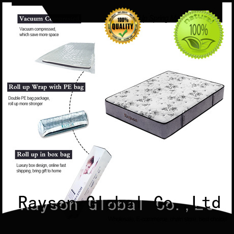 latex roll up bed mattress 25cm height for sale Synwin