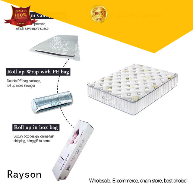 rolled twin size roll up mattress tight for sale Synwin