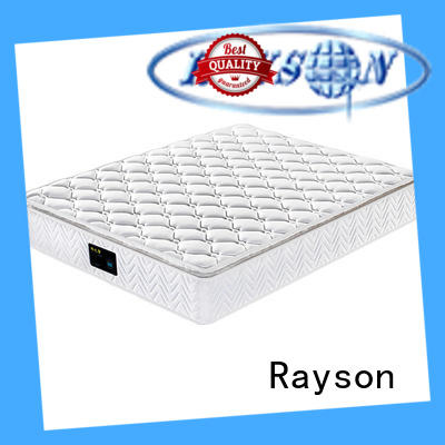 tight top pocket spring mattress chic design knitted fabric light-weight