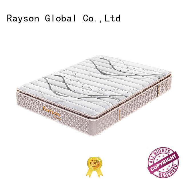 Rayson king size super king mattress pocket sprung wholesale at discount