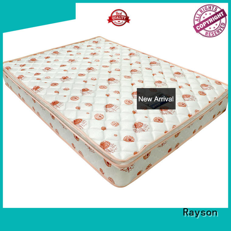 Rayson continuous spring bed mattress tight high-quality