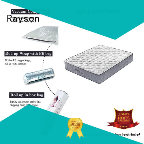 rolled memory foam mattress customized Synwin