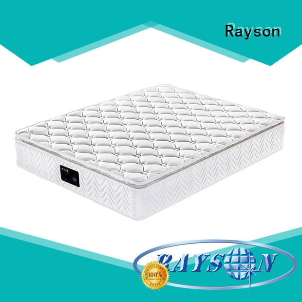 available medium pocket sprung mattress knitted fabric at discount Rayson