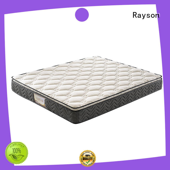 Rayson luxury roll up foam mattress best sleep experience high-quality