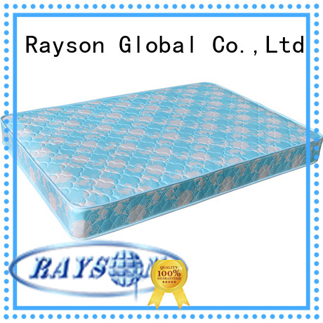 double side continuous sprung mattress luxury tight