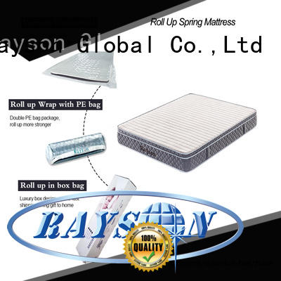 Synwin vacuum packed memory foam mattress vacuum compressed for sale
