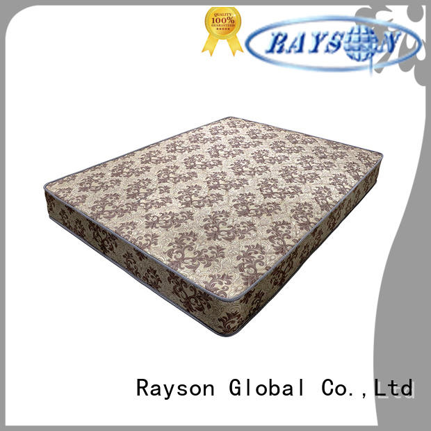 Rayson popular coil sprung mattress cheapest at discount