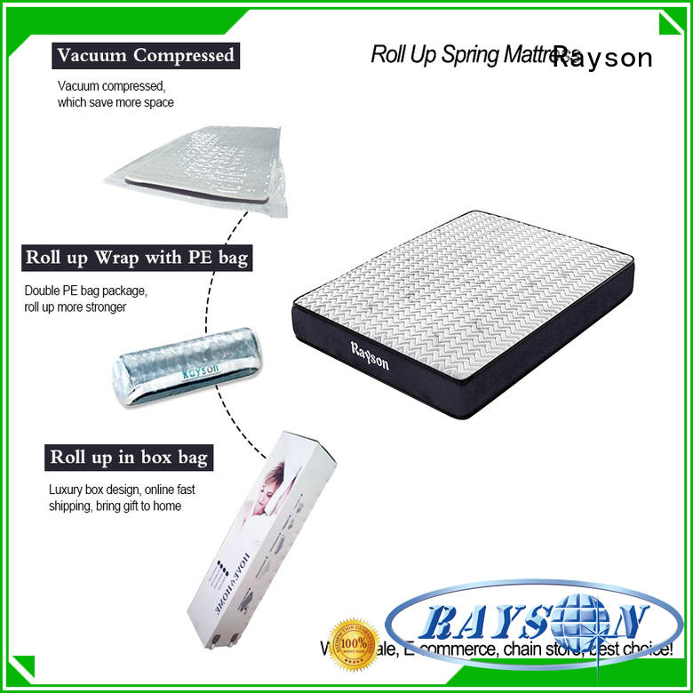 hot-sale roll out mattress full size best sleep experience with pillow