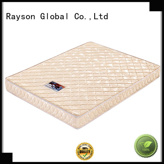 Rayson high-end custom foam mattress cheapest price for wholesale