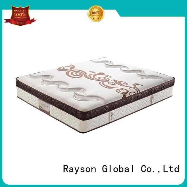Rayson warming bonnell sprung mattress high-density sound sleep