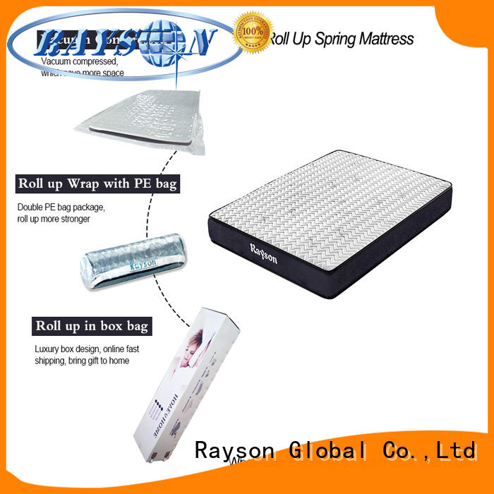 Rayson comfortable roll packed mattress at discount high-quality