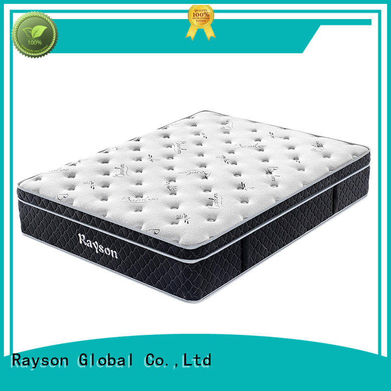 Synwin Brand euro top rated hotel mattresses hotel supplier