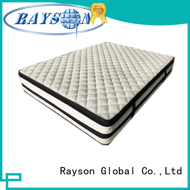 Synwin luxury best pocket spring mattress knitted fabric light-weight