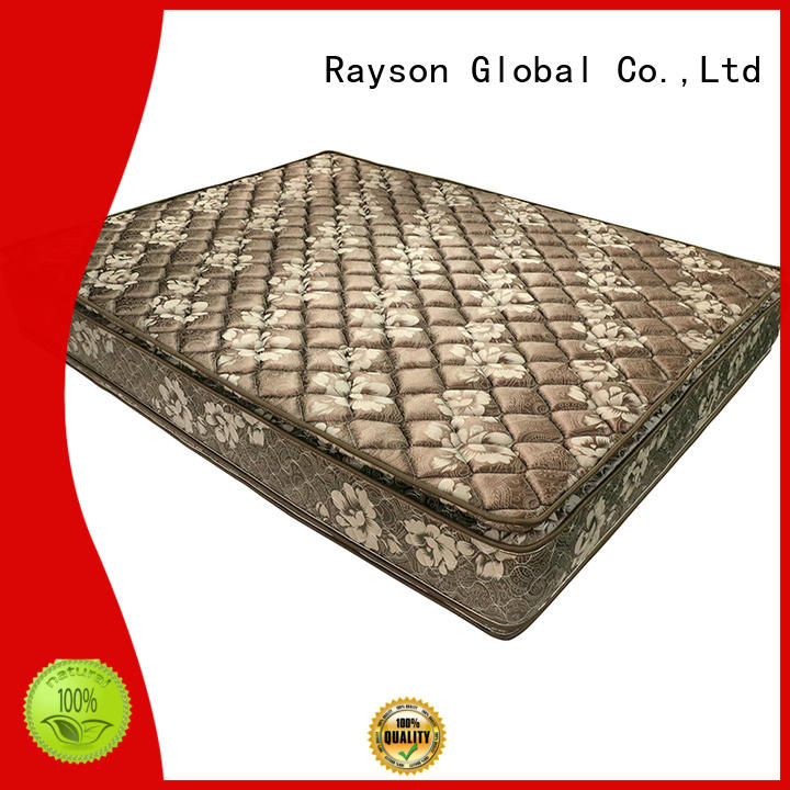 double side open coil mattress luxury tight