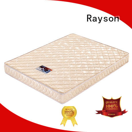 Rayson hot-sale custom foam mattress free delivery for wholesale