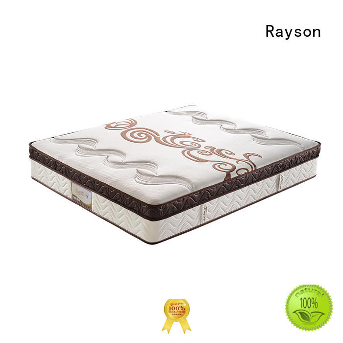 luxury pocket memory mattress low-price at discount Rayson